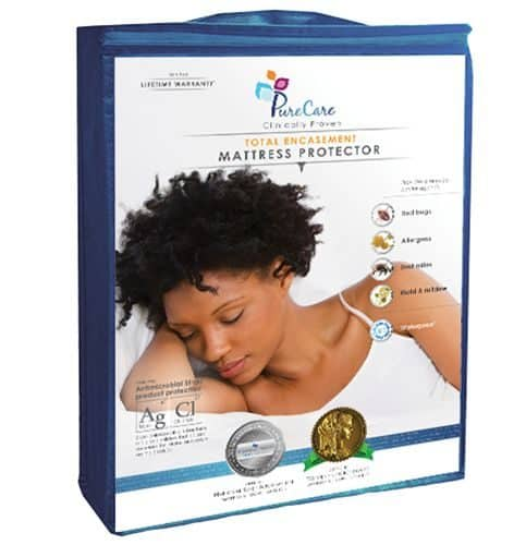 purecare mattress protector