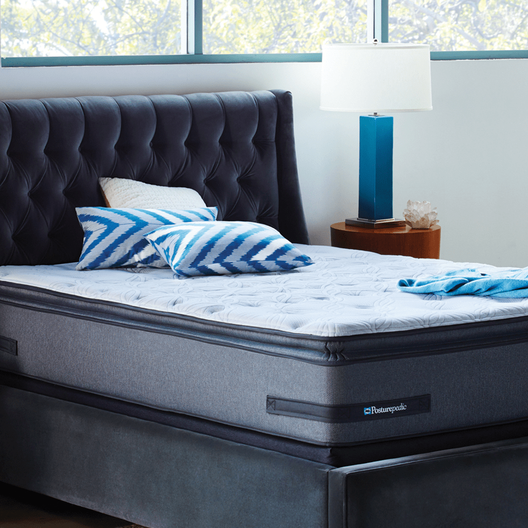 Sealy Posturepedic Select Thurloe Plush – Mattress Overstock