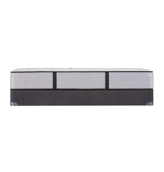 Black Opal Firm Mattress SideView