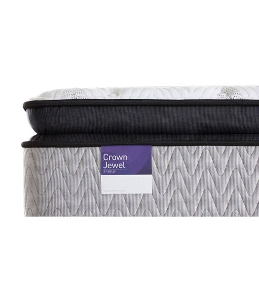Sealy Crown Estate Plush Pillow Top Mattress Overstock