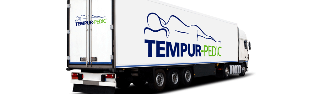 truckload tempur-pedic