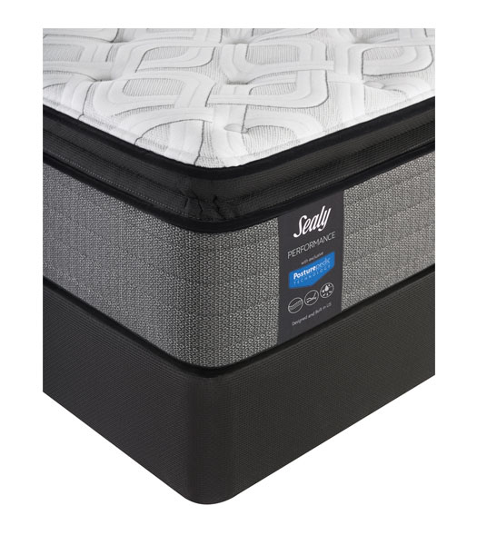 sealy traditional pillow top
