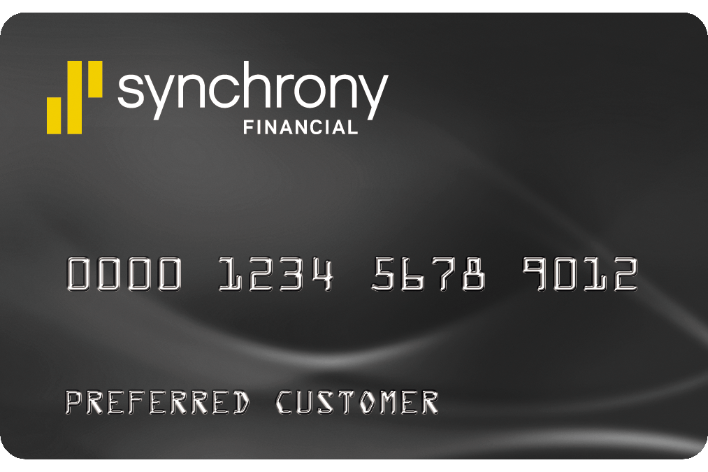 ynchrony financial credit card