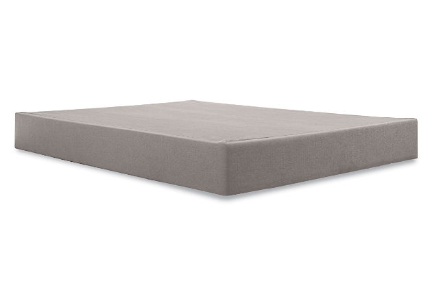 tempur-pedic flat foundation