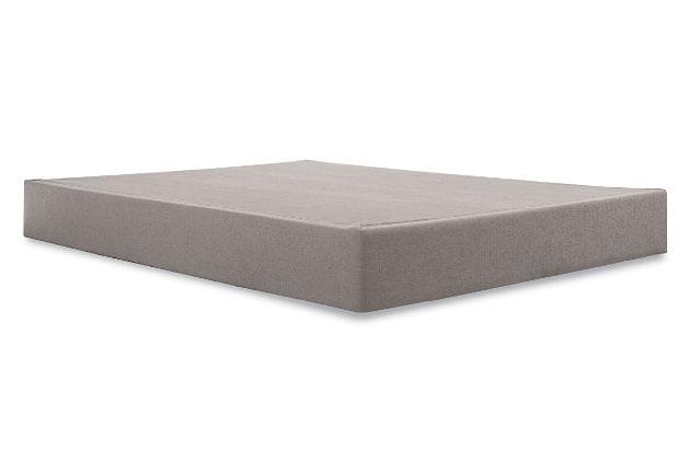 tempur-pedic flat foundation